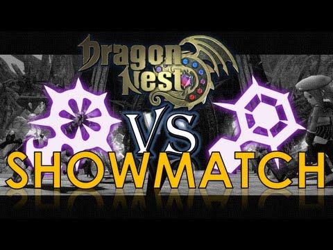 [DNSEA] LVL 50 SHOWMATCH #21 - Stemmy (Smasher) vs MorganFaie (Elestra) ~!
