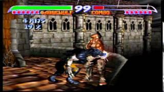 Killer Instinct Gold (N64): All Stage Knockoffs
