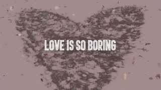 Watch Chad Sugg Love Is So Boring video