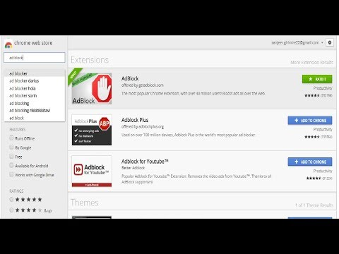 Youtube adblock chrome android
