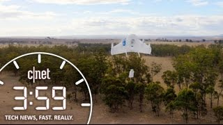 Googles pizza-pie-in-the-sky drones (The 3:59, Ep. 150)