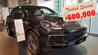 homepage tile video photo for Why This $150,000 Porsche Costs $600,000 In Turkey