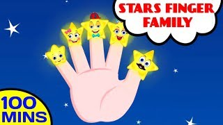 Stars Finger Family