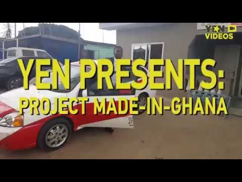 YEN's Made-in-Ghana Project: Meet Richard Dogbe, the CEO of Job House