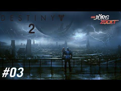 AFK'ler im Strike...danke für nichts | Destiny 2 | Stream #03 | DerJörgZockt