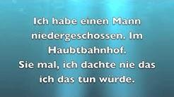 Man Down Rihanna, DEUTSCHE ÜBERSETZUNG/German