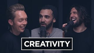 Ep. 183 | Creativity (with Matt D'Avella)