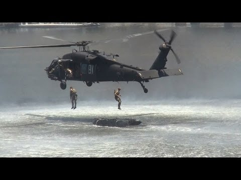 2014 International Special Operations Exercise at SOFIC in T