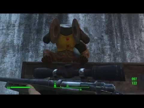 Fallout 4   Уолден понд