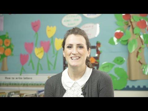 Jane and Katie, Waterside School