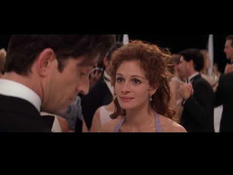 "Rupert Everett & Julia Roberts  My Best Friend's Wedding  Final  ""There'll Be Dancing"""