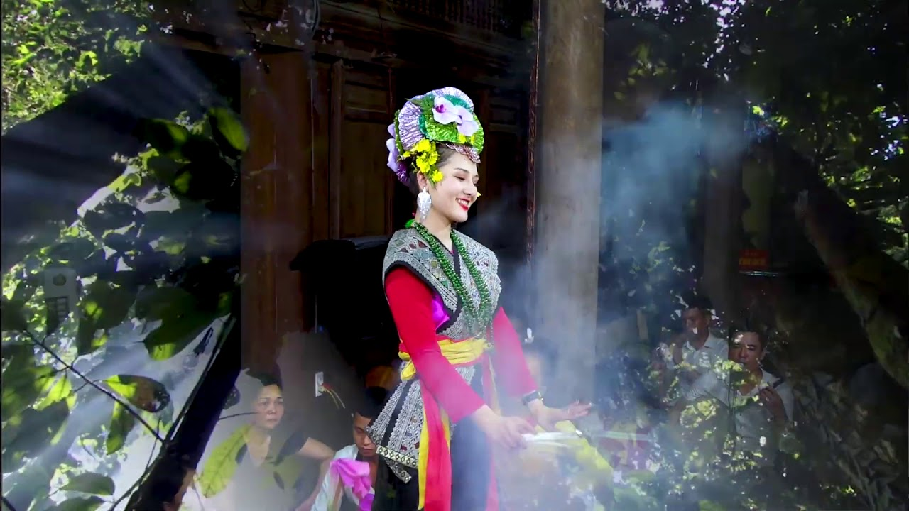 Cô Bé Thượng Ngàn - hoài thanh - duyy chèo - Camera Quang Hưng 0982 863 975