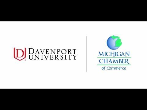 Davenport University's partnership with the Michigan Chamber of Commerce