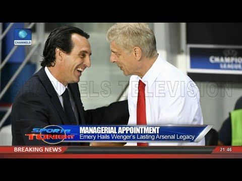 Analyst Focuses On Nigeria Vs Congo Friendly,Atletico Win,New Arsenal Manager Pt.2