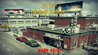 PAYDAY 2 ♦ Ограбление Банка (Bank Heist) ♦ Death Sentence