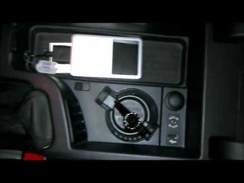 review retrofit usb ipod kit for bmw business audio system. Black Bedroom Furniture Sets. Home Design Ideas