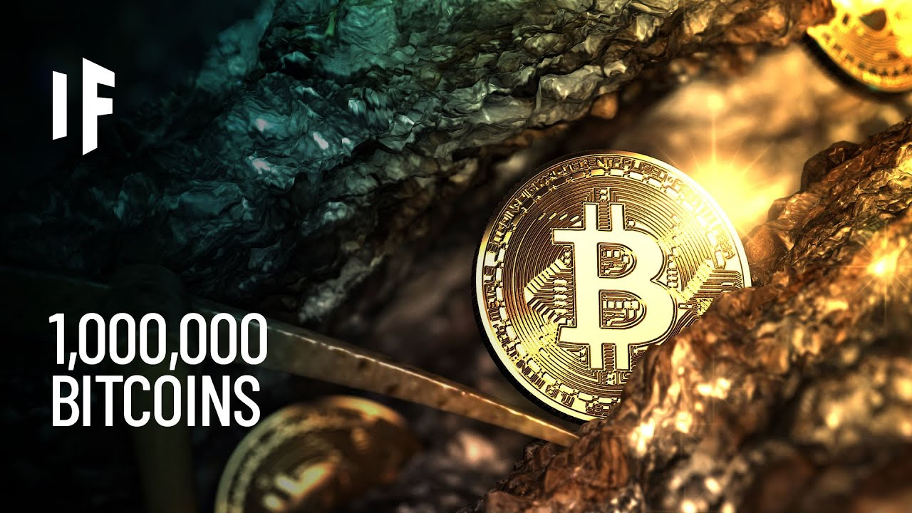What If You Had 1,000,000 Bitcoins?