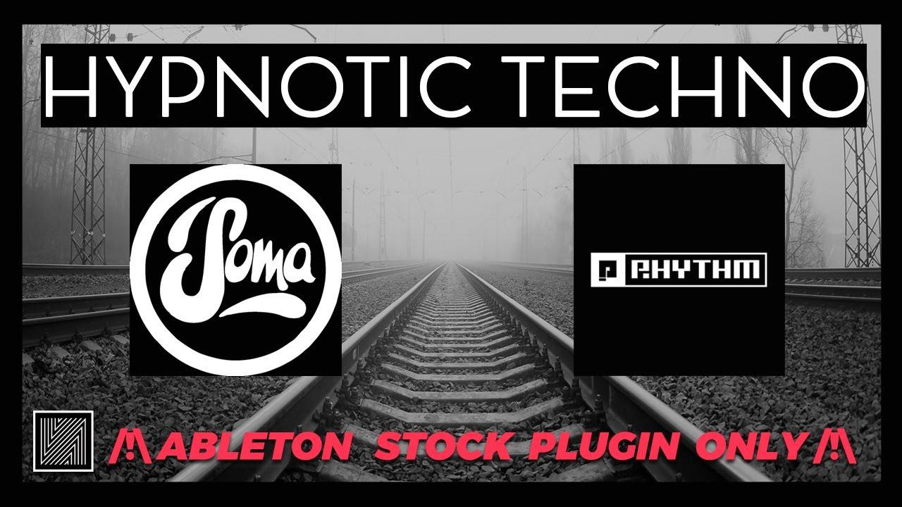 How to Make Dark Hypnotic Techno like Soma and Planet Rhythm (Ableton Techno Tutorial)