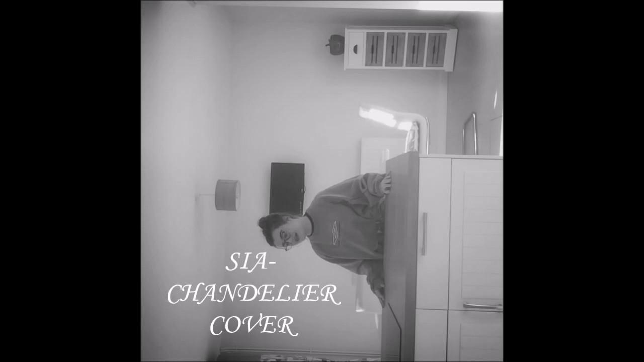 Outstanding Sia Chandelier Cover Acapella Contemporary ...