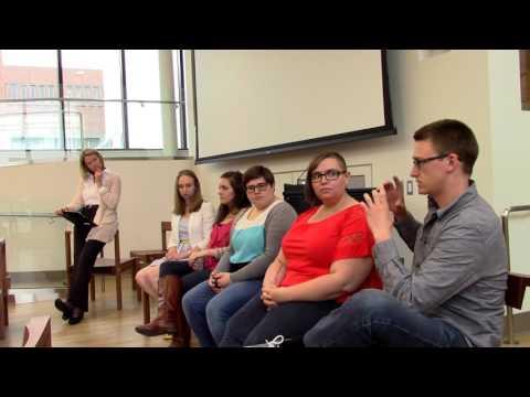 CAPS Alumni Panel - 5.4.16