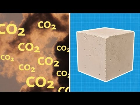 How we can recycle CO2 to make eco-friendly concrete