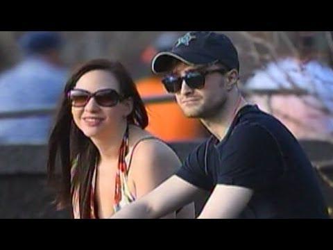 Daniel Radcliffe dating Erin Darke & more Hollywood buzz