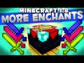 "Minecraft Mod 1.8 : ""More Enchants Mod"""
