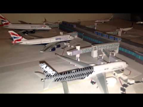 airport update # 25 hub airline