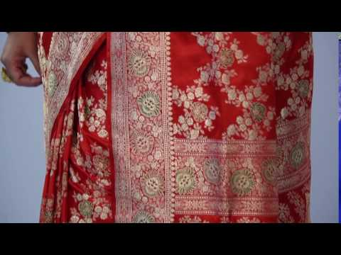 Wedding Banarasi  Pure Silk Saree