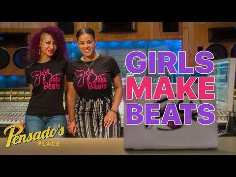 Girls Make Beats – Pensado's Place #367