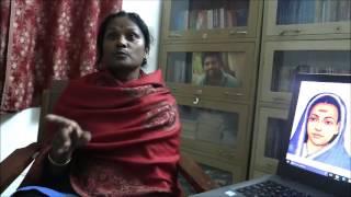 ''Dışarı çıkmadan önce,\' olabildiğince çok Dalit kadın liderler yaratacağım - Usha