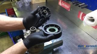 Volkswagen Amarok. Шум при роботі компресора кондиціонера. Заміна муфти.