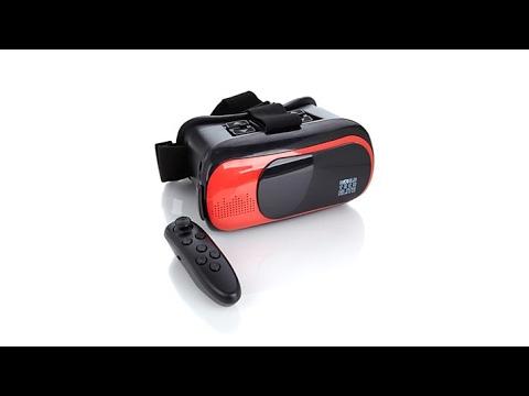World Tech Elite Virtual Reality Headset with Case