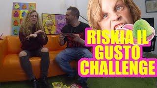 RISKIA IL GUSTO CHALLENGE feat. SOFIA VISCARDI