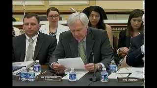 Subcommittee Markup - FY 2015 Financial Service Appropriations Bill