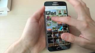 Полный обзор Samsung Galaxy S6 DUOS - характеристики, производительность, игры, брак