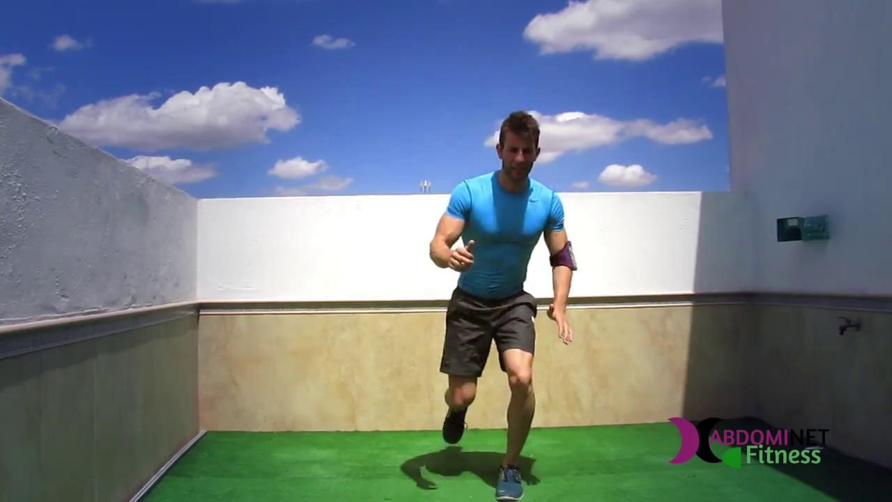 deporte en casa 4. definir y perder peso. Rutina fitness avanzada