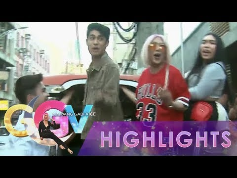 GGV: Donny and Jerome do dares with Vice in LOL Trip