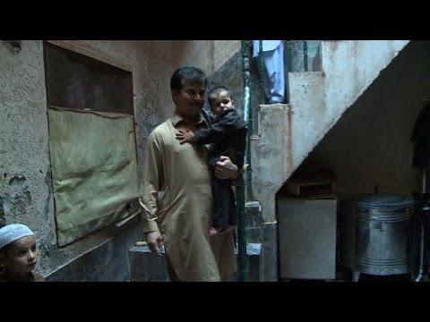 """Au Pakistan, les """"martyrs"""" de la polio"""