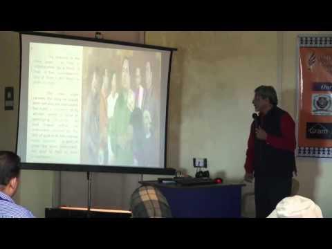 38th Indian Folklore Congress (ifc)-Presentation by Kailash Pattanaik.
