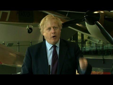 Johnson denounces Russia over nerve agent attack