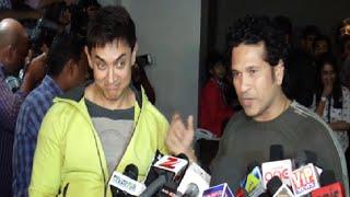 CHECKOUT Sachin Tendulkar's reaction after watching Aamir Khan's movie PK (PEEKAY ).