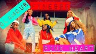 Bruno Mars - Finesse (Glamour & Pink Heart Cover)