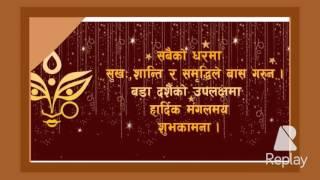 Happy Bijaya Dashami 2015 | Dashain & Tihar 2072