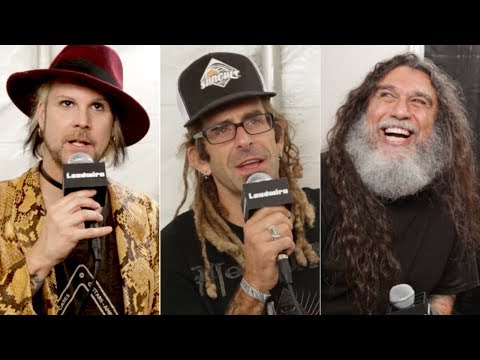 Rockers Celebrate the Riffs of Tony Iommi - 2017 Loudwire Music Awards