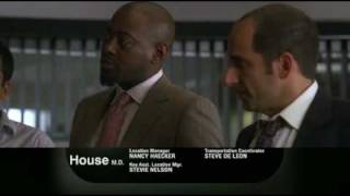 House MD season 5 episode 9 (s05e09) preview