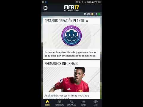 FIFA 17 DESAFÍOS PARTIDOS DE MARQUESINA -BARCELONA Va REAL MADRID