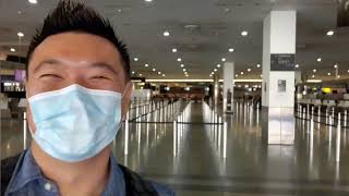 Journey from Airport to Quarantine Hotel during Corona Virus Disease in Malaysia