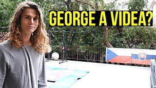 PLATÍM GEORGE ZA VIDEA?