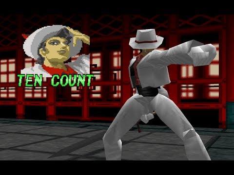 Battle Arena Toshinden 3 - Ten Count playthrough